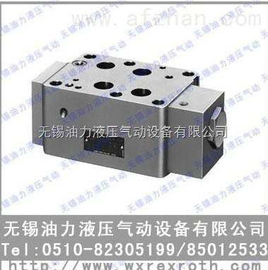 叠加阀 MPW-01-4-40