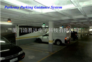 停车场引导系统 停车收费系统 车位引导 停车场软件