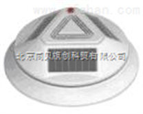 太阳能全无线光电烟感探测器