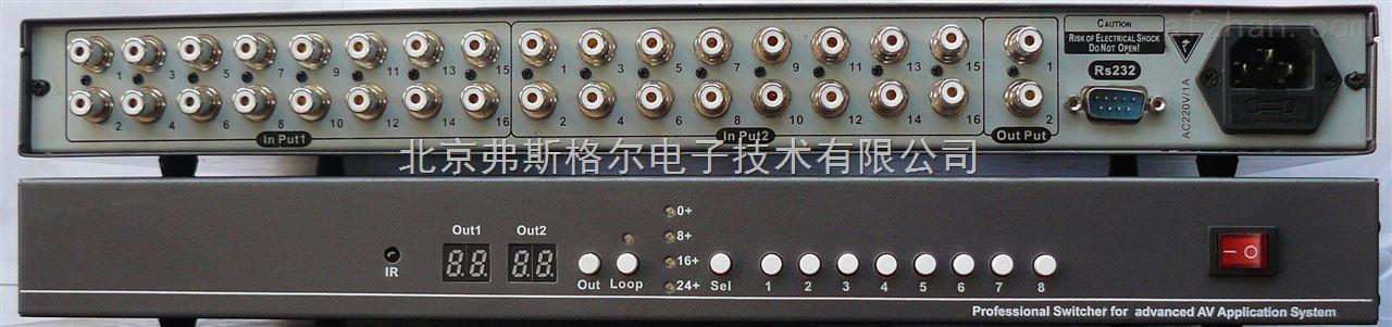 )sa系列音频切换器