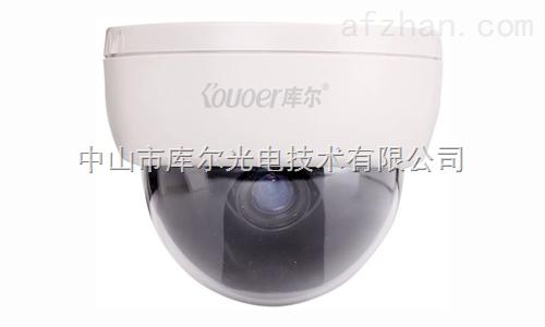 吸顶安装半球摄像机(塑料外壳)