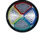 铠装高压铝芯电力电缆YJLV33 18/30千伏