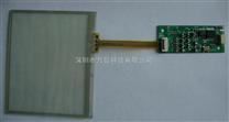 4线电阻触摸屏控制器