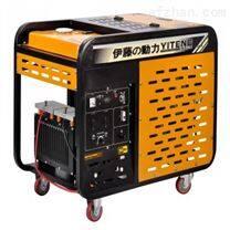 伊藤原装YT300EW柴油自发电电焊机