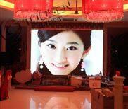 中等质量P3室内LED全彩电子显示屏多少钱一平方
