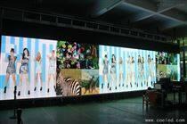 政企会议视屏广播会议高端工程屏户内外小间距LED显示大屏幕