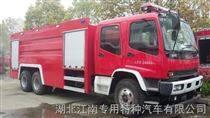 11吨消防车多少钱?11吨五十铃泡沫消防车报价?