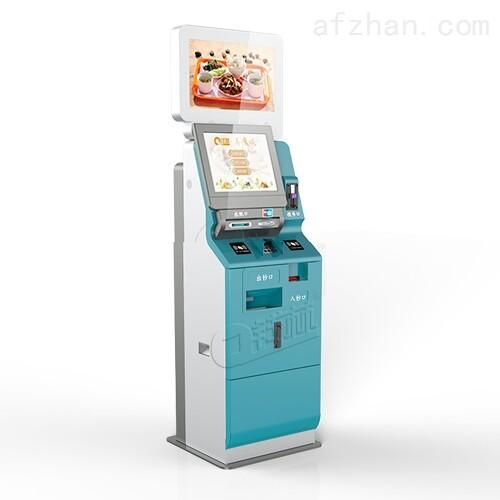 钱林点餐机|自助点餐系统|外观时尚新颖-现金版