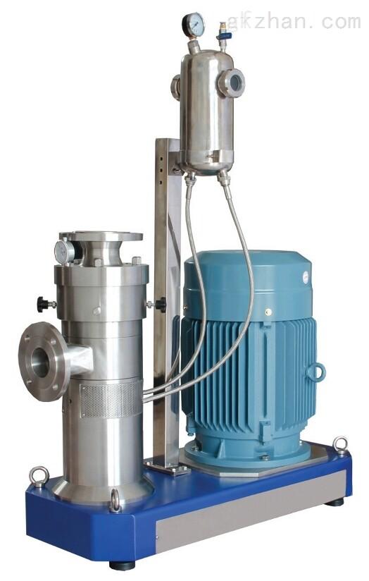 管线式环保研磨分散机