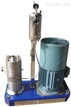 管线式超高速银粉三级分散机