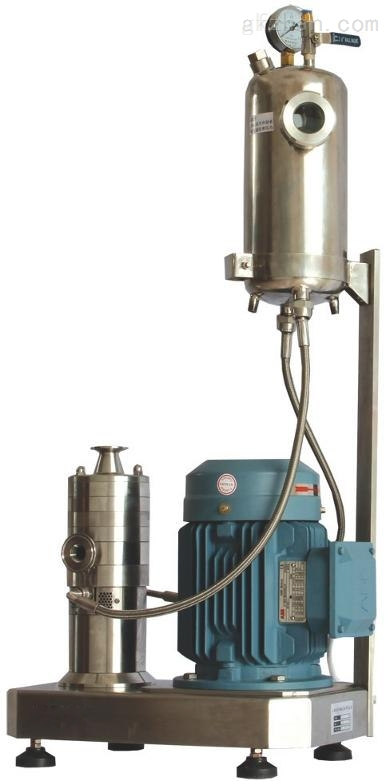 GM2000/04中试型高剪切分散乳化机