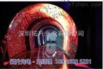 珠海国土局室内会议室P2全彩led高清大屏幕制作厂家