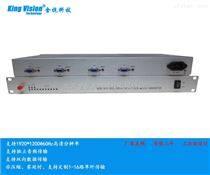 原装4路VGA光端机带数据