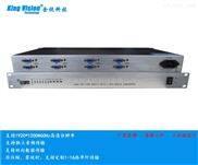 JS3118-8路VGA光端机带数据
