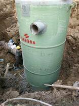 江苏一体化污水提升泵站玻璃钢筒体