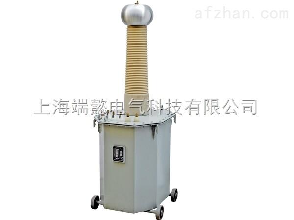 YCD系列油浸式试验变压器