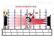 广州市艾礼富电子三光束红外对射双鉴探测器全球*