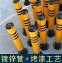 深圳道路反光防撞栏,交通警示柱路桩厂家