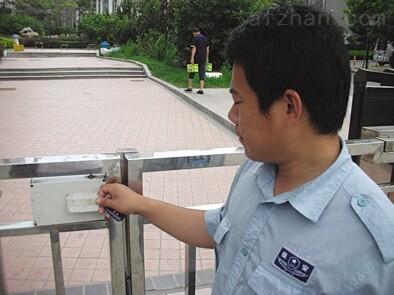 小区身份证实名制门禁 身份证做门禁卡系统