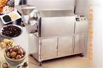 厂家直销豪华电动炒货机,商用板栗炒货设备