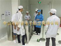 静电检测三辊闸,静电测试闸机厂家