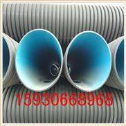 南陽雙壁波紋管三通接頭【海井管業】直徑300雙壁波紋管生產廠家