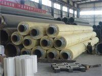 供热用管高温防腐保温成品 含管件项目价格