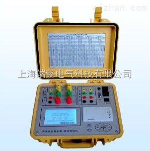FST-RC202变压器容量及特性测试仪