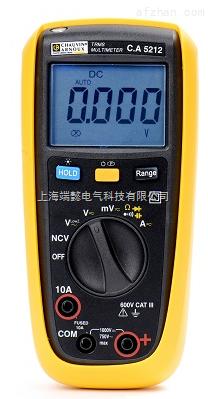 CA5212 4000-计数数字万用表