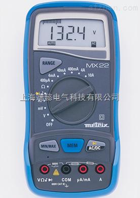 MX22 4000-点数字万用表