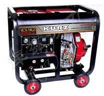 工程用250A柴油自发电电焊机多少钱