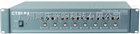 CT3033公共广播8路前置放大器