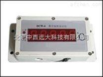 数字温度显示仪DCW-4 型号:DX51-DCW-4库号:M355337