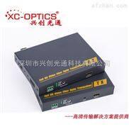 HDMI光端机 无压缩光纤传20公里 单模单纤 FC