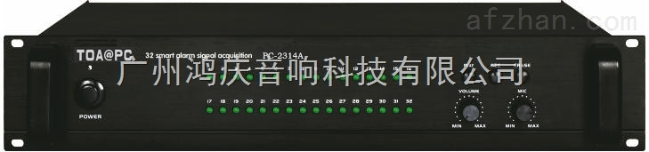 PC-2314A公共广播三十路消防报警矩阵