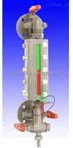 双色水位计440mm 观察孔高 195MM 型号:SX93-B49X2.5-440库号:M37812