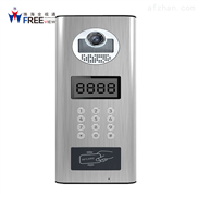 手机远程开锁 智能门铃楼宇可视对讲系统