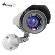 楼宇可视对讲系统配套辅材 门禁联动IP摄像机 挂墙式100W像素网络监控感应红外光