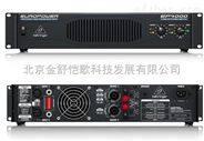 厂家直销百灵达 EP4000 开关电源2000瓦立体声功率放大器 功放