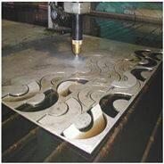 小型金属板火焰等离子切割机效率高