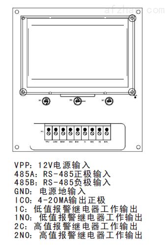 在线式voc检测仪,在线式voc气体检测仪gd8000-voc