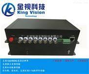 4路3G/HD-SDI光端机