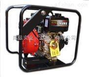 库兹动力2寸柴油高压消防水泵