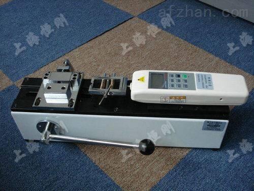 电线卧式拉脱力测试仪0-100N 200N 300N