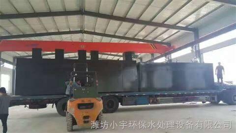 赣州污水处理一体化系统设备
