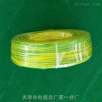 黄绿双色接地线6MM平方