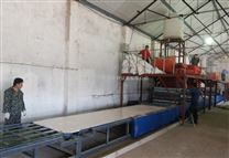 新型*玻镁防火装饰板设备免费安装调试指导生产