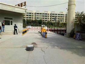 甘肅小區道閘智能系統安裝施工