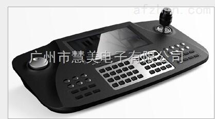 尼科8寸屏H265网络解码键盘NK-NT1808KDEC