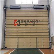 杭州钢制垂直提升门,翻板电动提升门厂家